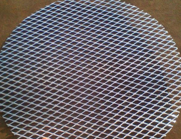 Aluminum Filter Disc