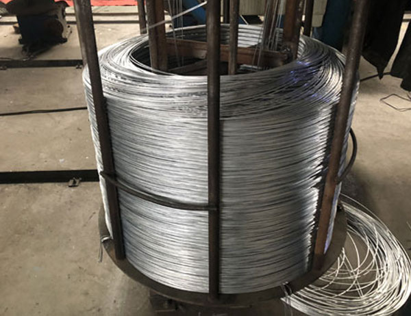Big Coil Auto-Tie Stem Wire