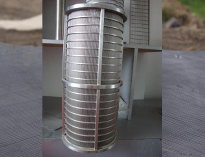 Cylindrical Basket