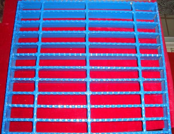 PVC Coated Steel Grate