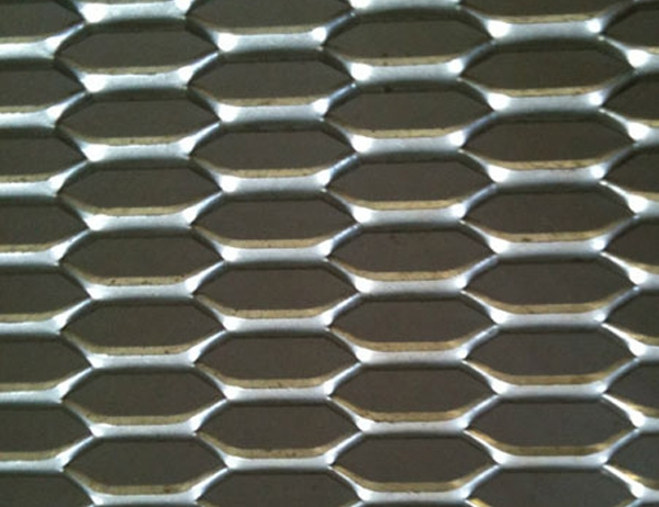 Scale Hole Perforated Metal Mesh
