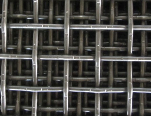 High Tensile Steel Wire Crimped Mesh