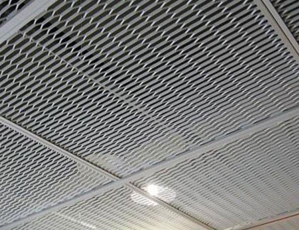 Decorative Mesh Roof Screen