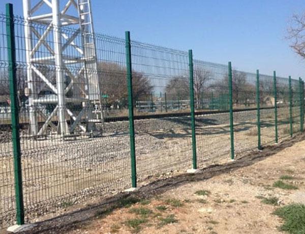 High Way Fence Mesh